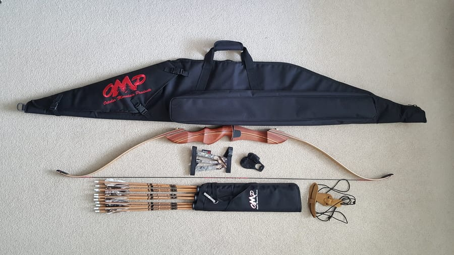 traditional archery gear