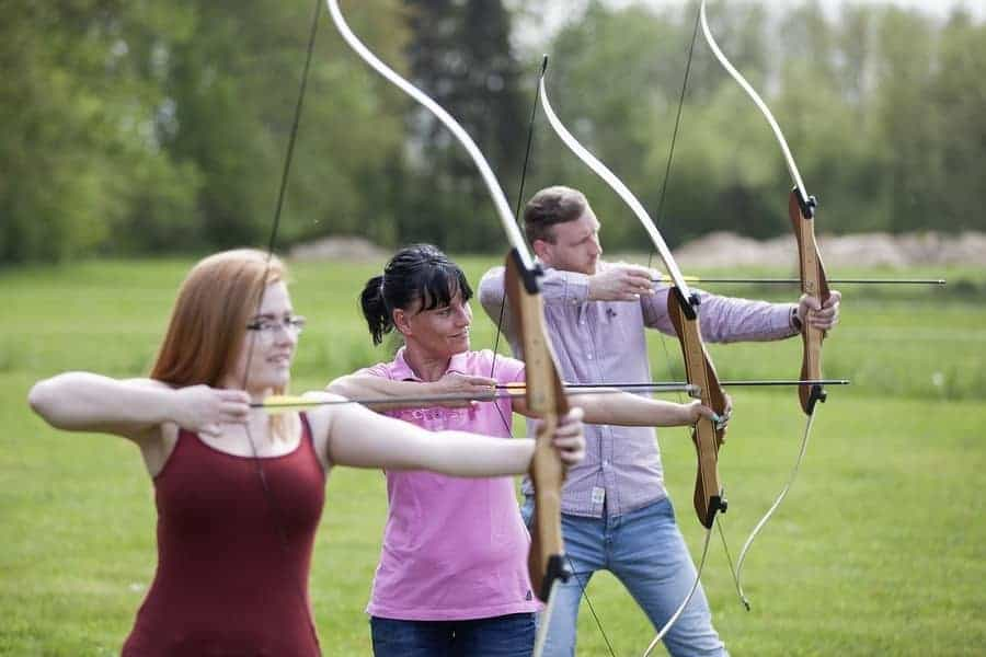"""Image result for practicing good form archery"""""""