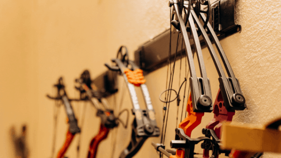 How To Store A Compound Bow