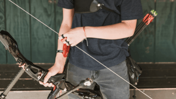 How To Make A Recurve Bow String » Step By Step Guide